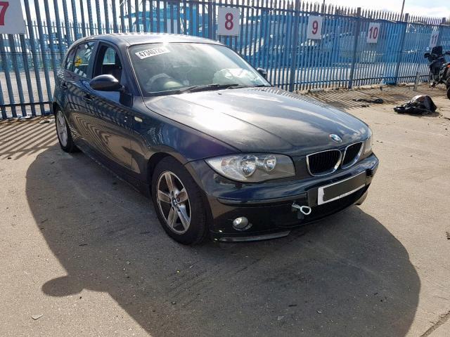 Naudotos automobilio dalys BMW 1-SERIES 2007 1.6 Mechaninė Hečbekas 4/5 d. Juoda 2019-9-18