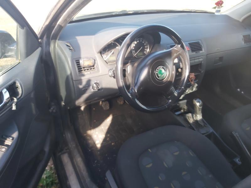 Naudotos automobilio dalys Skoda FABIA 2002 1.9 Mechaninė Universalas 4/5 d. Juoda 2020-8-24