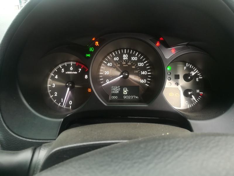 Naudotos automobiliu dallys Foto 9 Lexus GS - CLASS 2005 3.0 Automatinė Sedanas 4/5 d. Sidabrine 2019-5-29 A4530