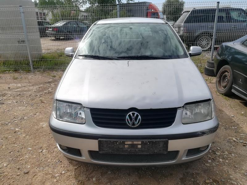 Volkswagen POLO 2001 1.4 Mechaninė