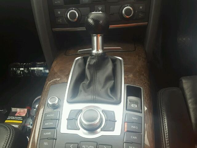 Naudotos automobiliu dallys Foto 7 Audi A6 2008 2.0 Mechaninė Universalas 4/5 d. Pilka 2018-9-10 A4075