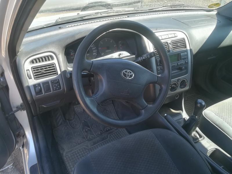 Naudotos automobilio dalys Toyota AVENSIS 2002 2.0 Mechaninė Universalas 4/5 d. Sidabrine 2019-6-01