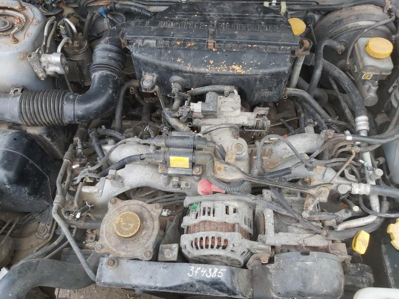 Used Car Parts Foto 2 Subaru FORESTER 1999 2.0 Mechanical Universal 4/5 d. Grey 2020-7-31 A5481