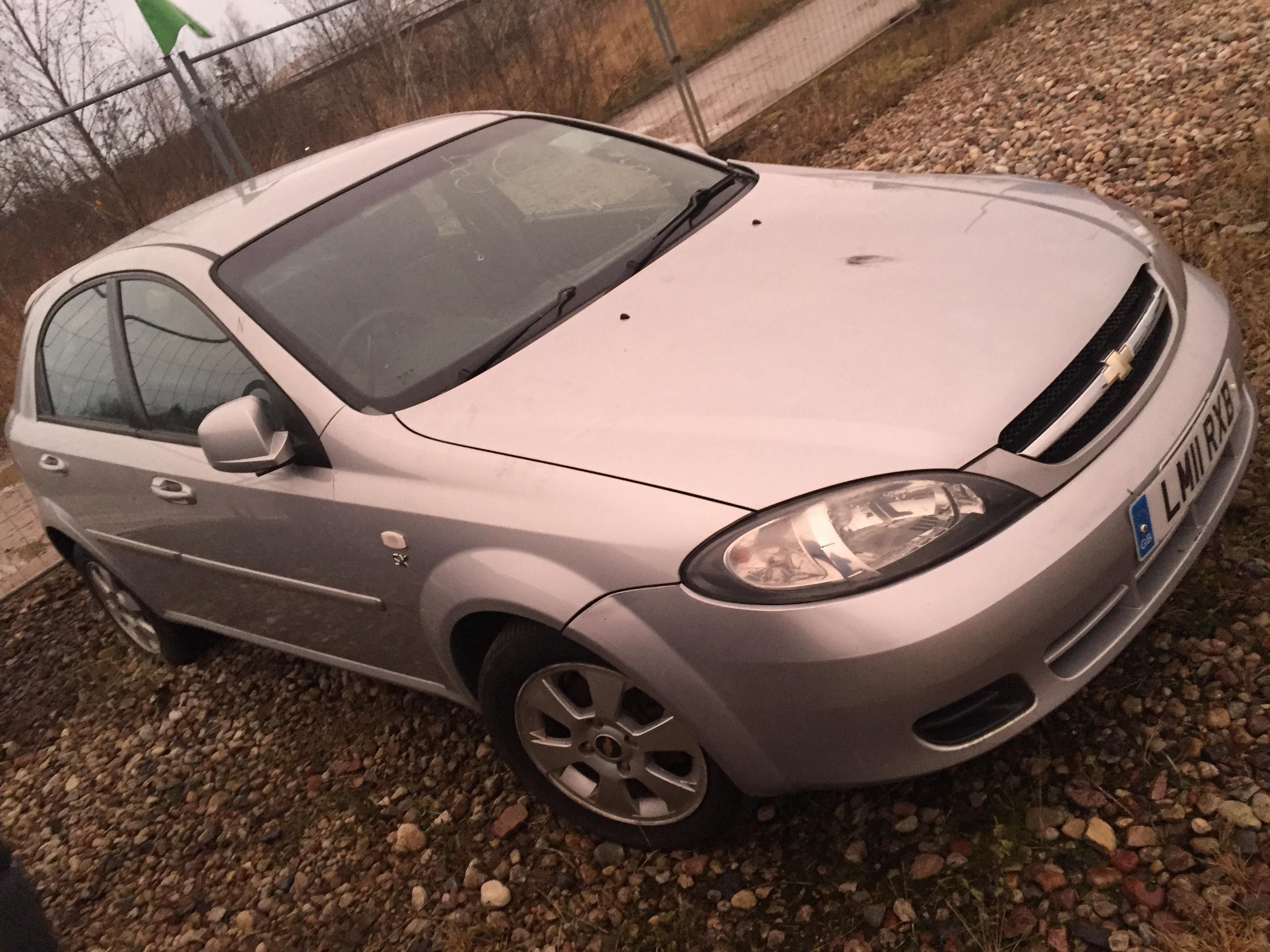 Chevrolet LACETTI 2011 1.6 Automatinė