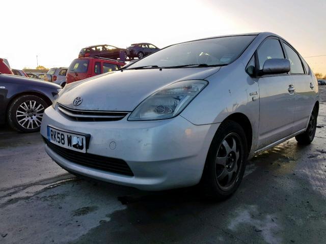 Naudotos automobilio dalys Toyota PRIUS 2008 1.5 Automatinė Hečbekas 4/5 d. Sidabrine 2019-12-12