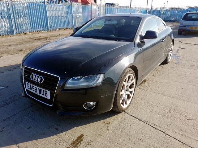 Audi A5 2008 3.0 Mechanical