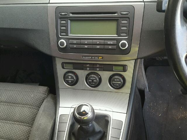 Naudotos automobiliu dallys Foto 10 Volkswagen PASSAT 2006 2.0 Mechaninė Universalas 4/5 d. Zydra 2018-8-12 A4039