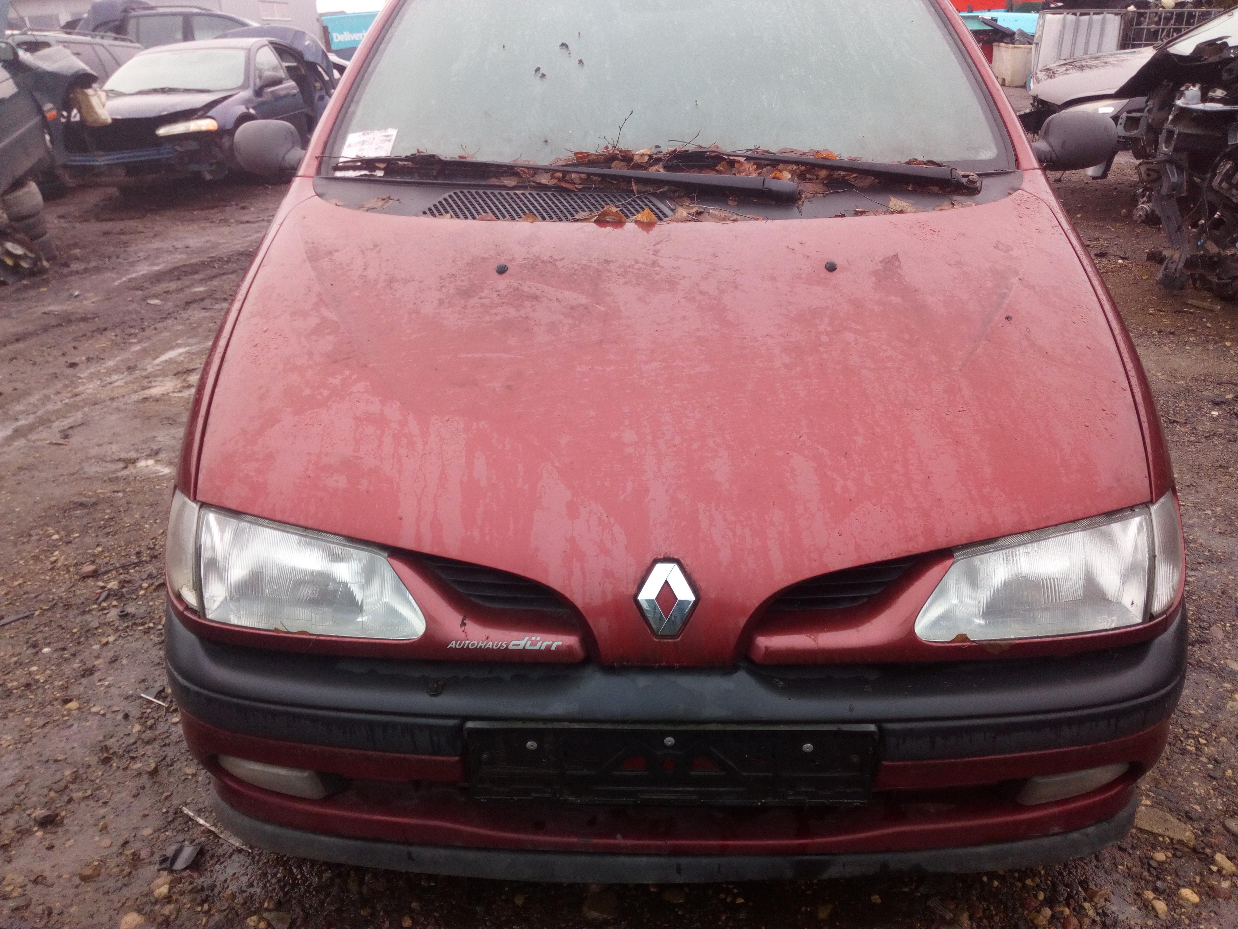 Renault SCENIC 1998 1.6 Mechaninė
