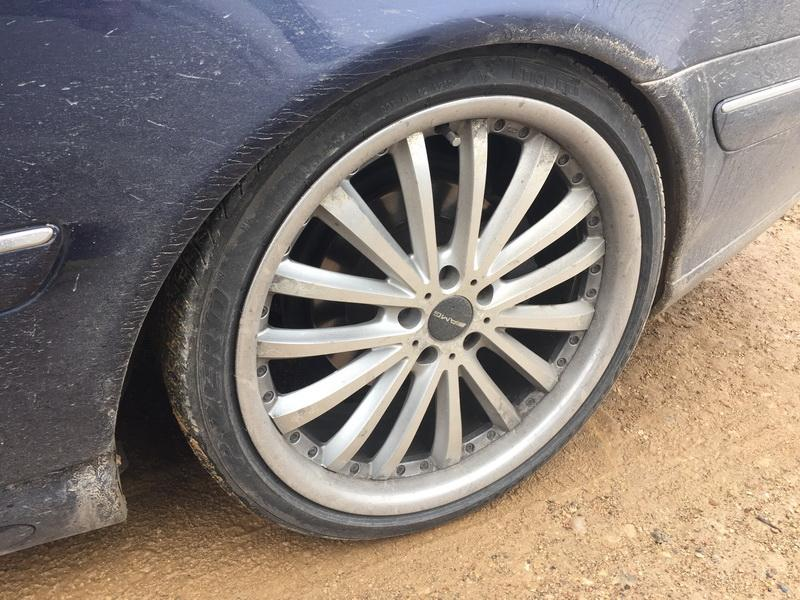 Used Car Parts Foto 5 Mercedes-Benz CL-CLASS 2000 5.0 Automatic Coupe 2/3 d. Blue 2018-11-07 A4175