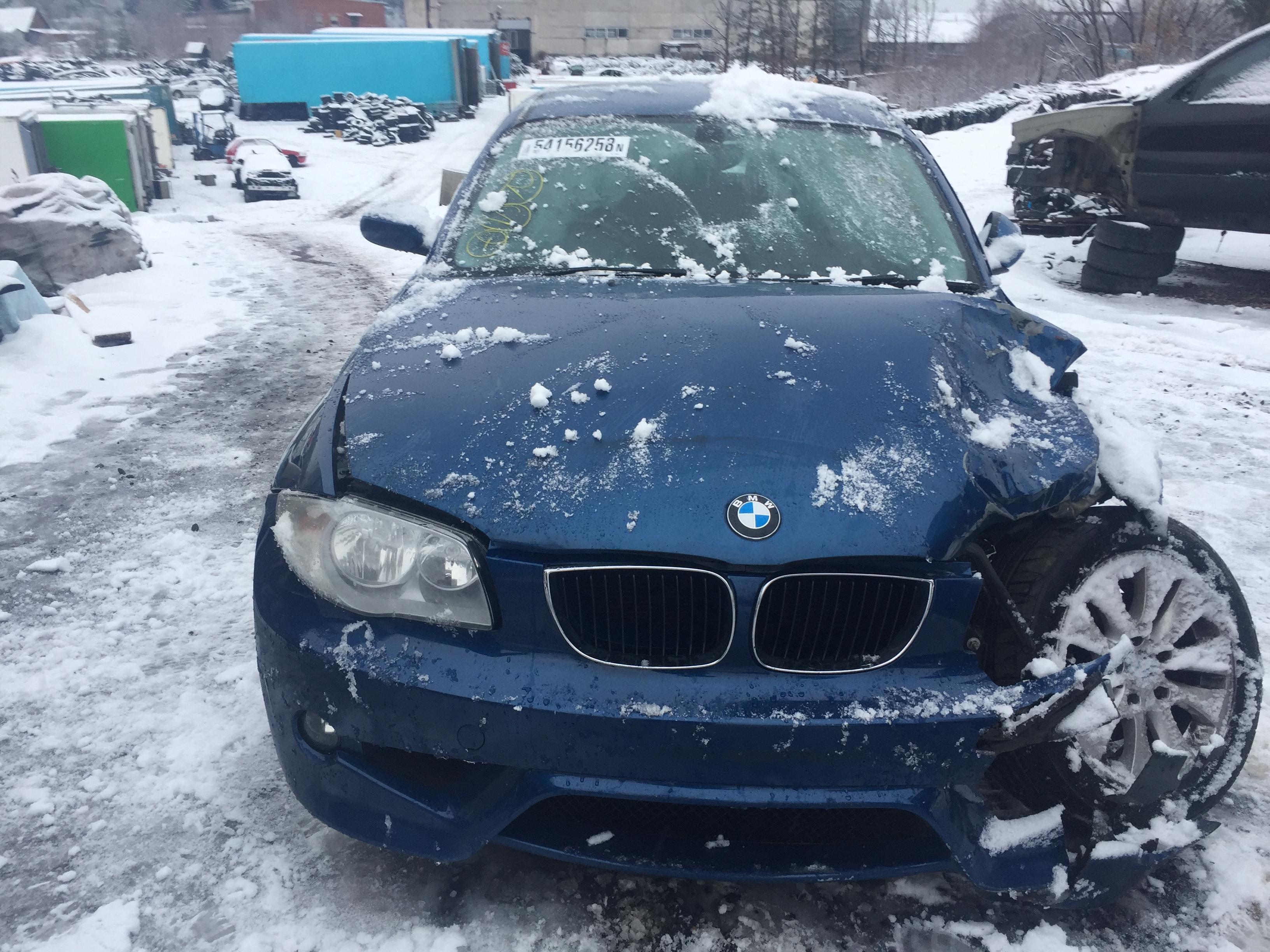 Naudotos automobiliu dallys Foto 2 BMW 1-SERIES 2005 1.8 Mechaninė Hečbekas 4/5 d. Melyna 2018-12-31 A4247