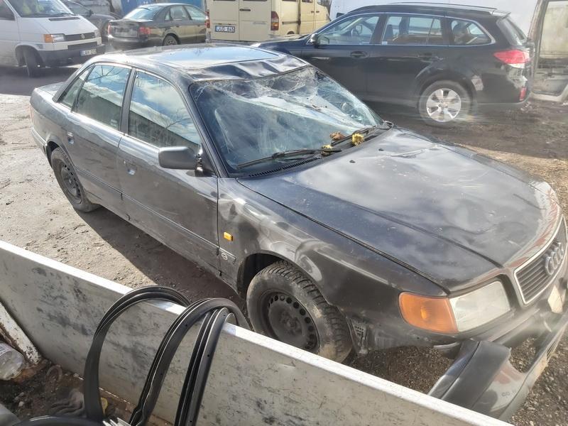 Naudotos automobilio dalys Audi 100 1992 2.4 Mechaninė Sedanas 4/5 d. Juoda 2020-3-16