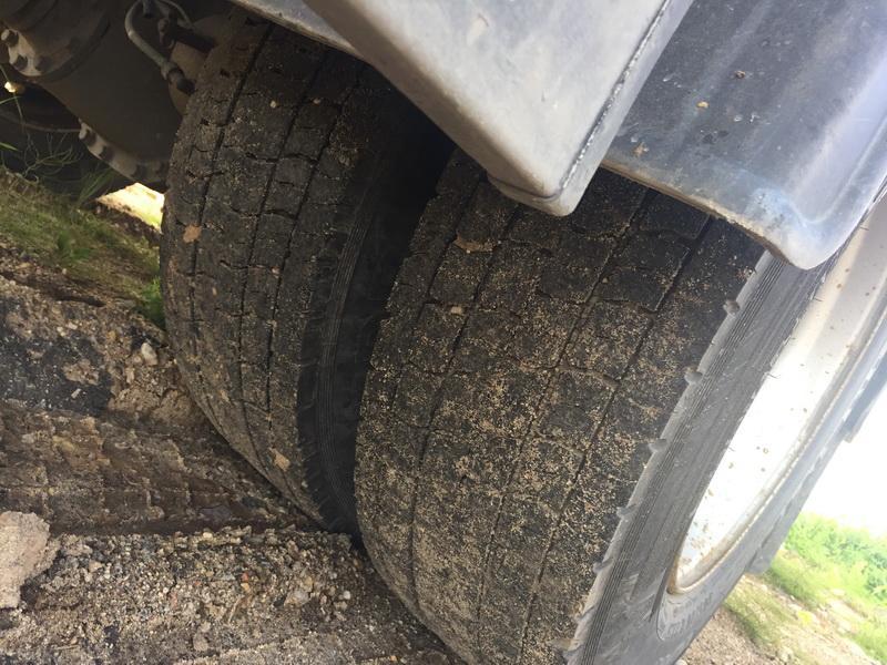 Naudotos automobiliu dallys Foto 9 Truck - Renault MIDLUM 2002 6.2 Mechaninė Kita 2/3 d. Balta 2018-9-06 A4071