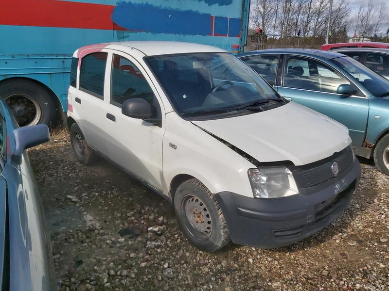 Fiat PANDA 2007 1.1 Mechanical