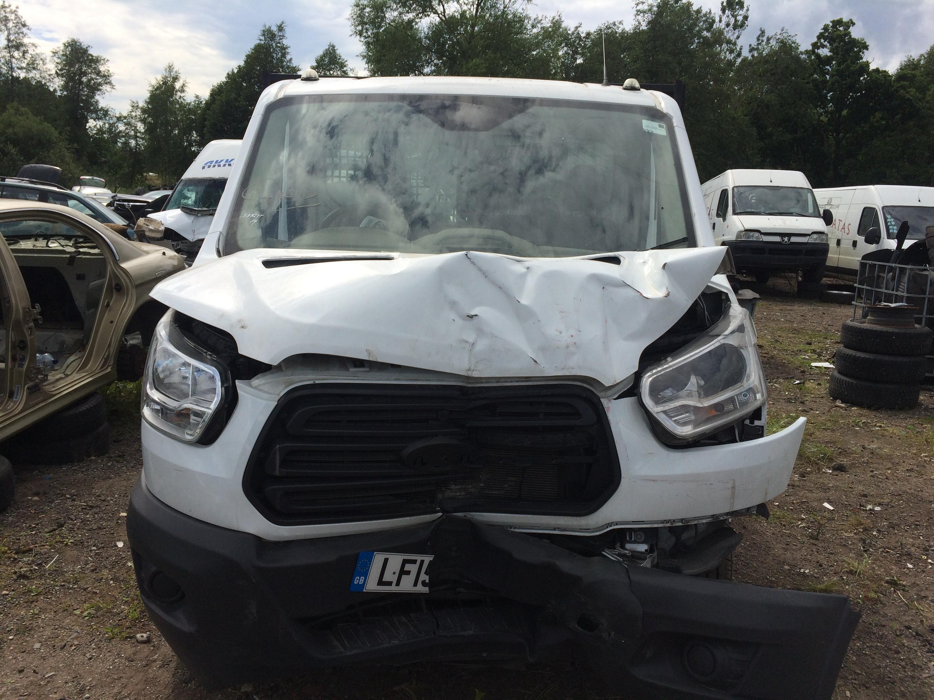 Ford TRANSIT 2015 2.2 Mechaninė