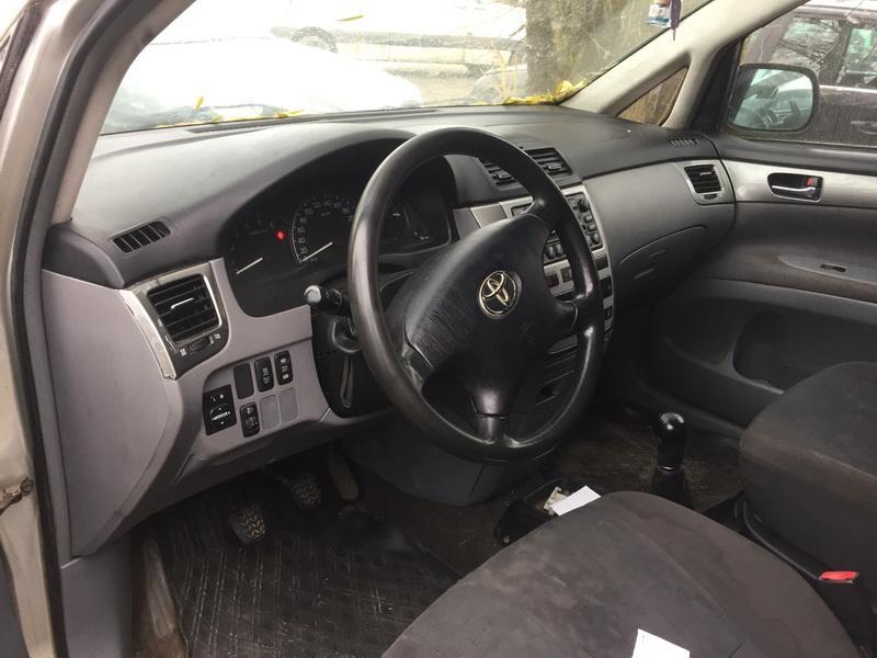 Naudotos automobiliu dallys Foto 6 Toyota AVENSIS VERSO 2001 2.0 Mechaninė Vienatūris 4/5 d. Sidabrine 2018-11-07 A4172