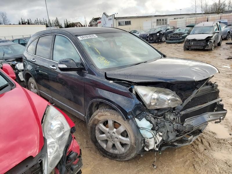 Used Car Parts Foto 3 Honda CR-V 2007 2.0 Mechanical Jeep 4/5 d. Black 2020-2-13 A5070