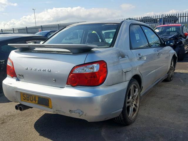 Subaru IMPREZA 2004 2.0 Mechaninė