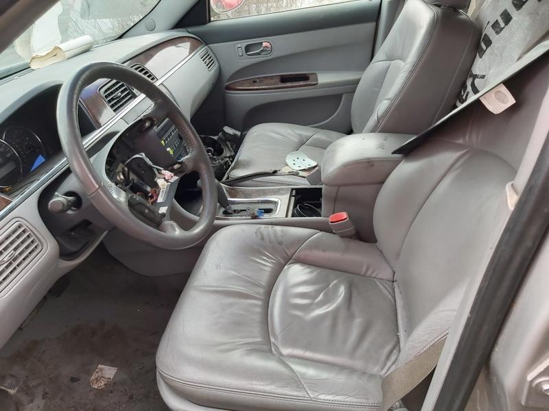 Naudotos automobiliu dallys Foto 5 Buick LACROSSE 2007 3.8 Automatinė Sedanas 4/5 d. Pilka 2020-1-14 A5010