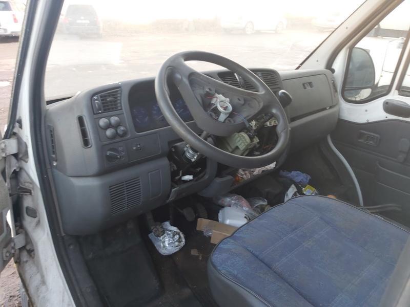 Naudotos automobilio dalys Peugeot BOXER 2001 2.0 Mechaninė Krovininis mikroautobusas 2/3 d. Balta 2020-11-09