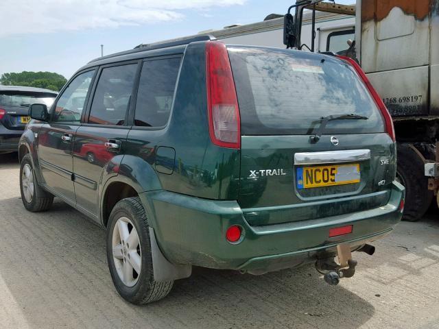 Naudotos automobiliu dallys Foto 4 Nissan X-TRAIL 2005 2.2 Mechaninė Visureigis 4/5 d. Zalia 2019-7-25 A4651