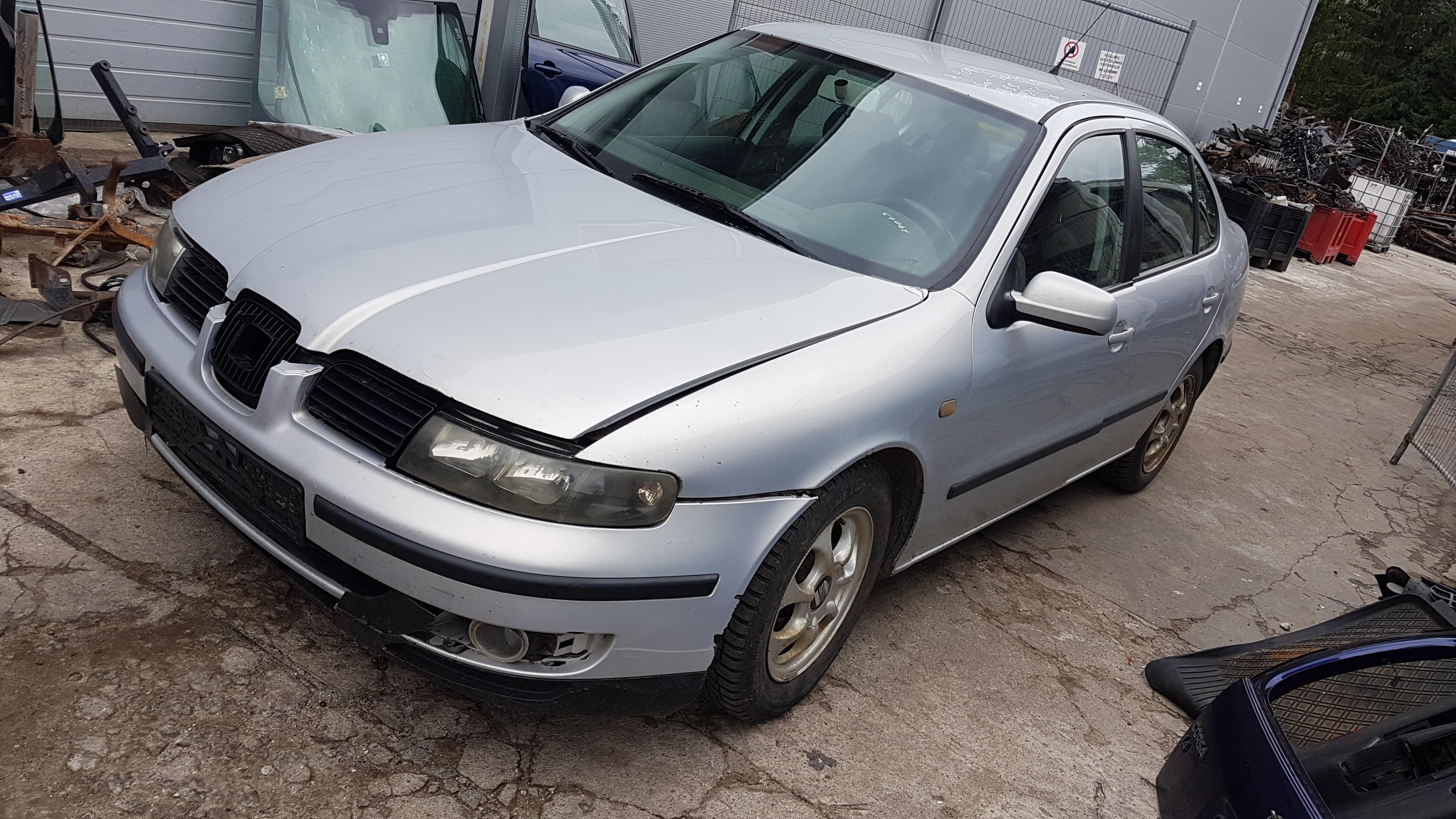 Naudotos automobilio dalys Seat TOLEDO 1999 1.9 Mechaninė Sedanas 4/5 d. Pilka 2018-8-13