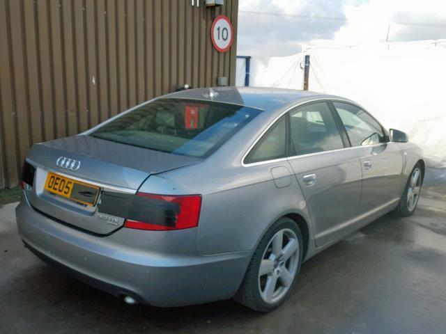 Naudotos automobiliu dallys Foto 2 Audi A6 2005 3.0 Automatinė Sedanas 4/5 d. Pilka 2019-2-06 A4302