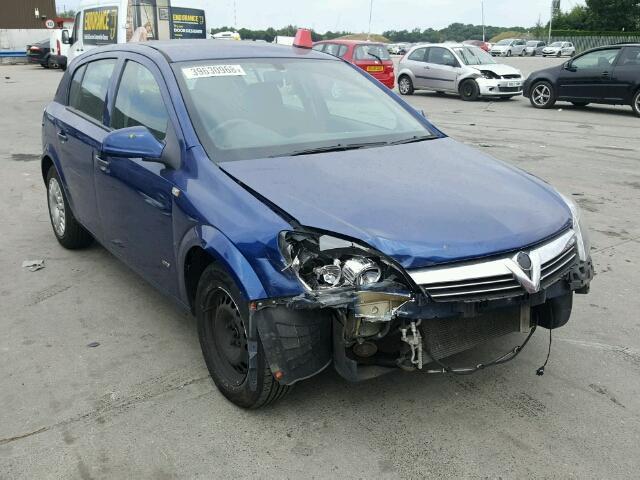 Naudotos automobiliu dallys Foto 2 Opel ASTRA 2009 1.4 Mechaninė Hečbekas 4/5 d. Melyna 2018-8-05 A4019