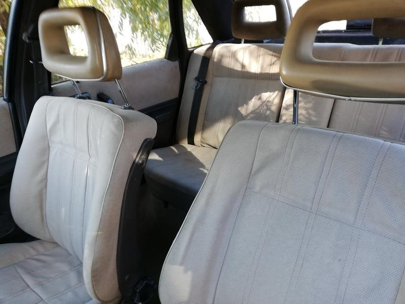 Naudotos automobiliu dallys Foto 5 Audi 100 1984 1.8 Mechaninė Sedanas 4/5 d. Raudona 2019-9-27 A4791