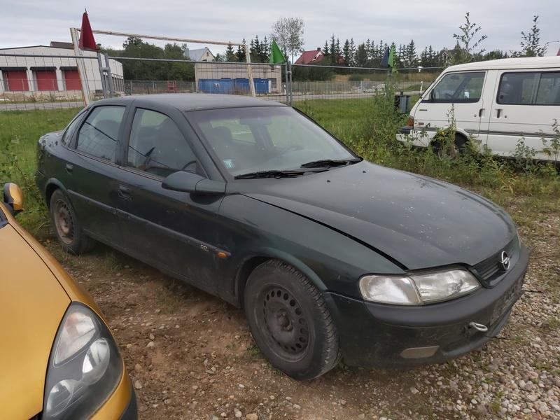 Naudotos automobilio dalys Opel VECTRA 1999 2.0 Mechaninė Sedanas 4/5 d. Zalia 2020-9-03