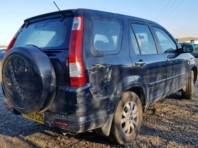 Подержанные Автозапчасти Foto 3 Honda CR-V 2005 2.2 машиностроение напрямик 4/5 d. черный 2019-2-07 A4309