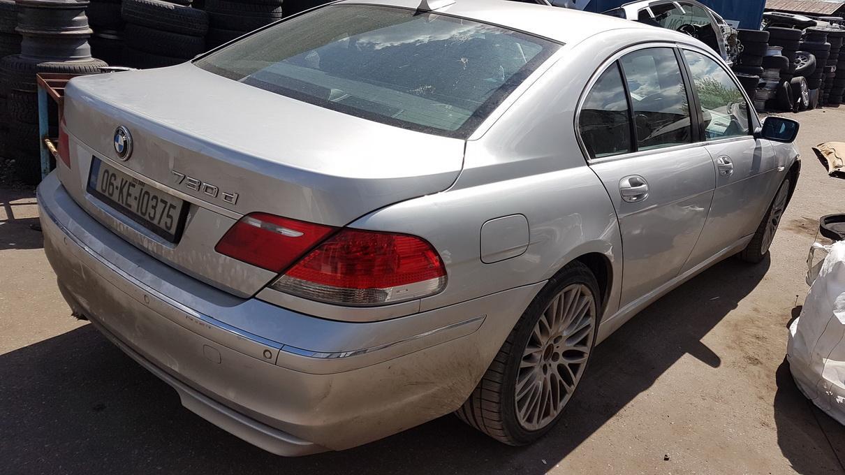 Naudotos automobilio dalys BMW 7-SERIES 2006 3.0 Automatinė Sedanas 4/5 d. Pilka 2017-5-09