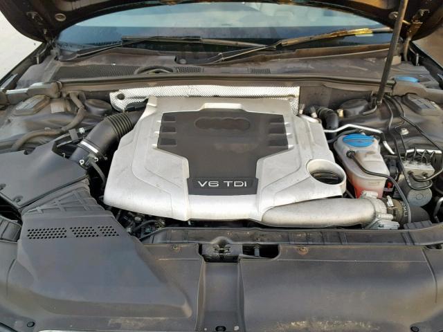 Подержанные Автозапчасти Foto 5 Audi A5 2008 3.0 автоматическая Купе 2/3 d. черный 2019-1-10 A4257