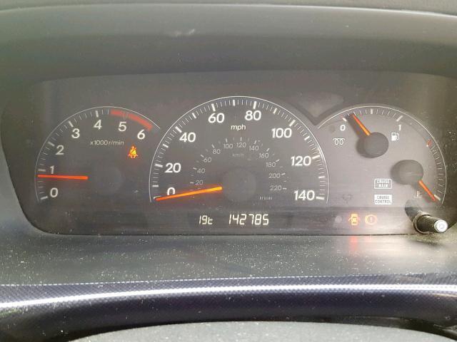 Naudotos automobiliu dallys Foto 8 Honda FR-V 2008 2.2 Mechaninė Vienatūris 4/5 d. Melyna 2019-9-18 A4767