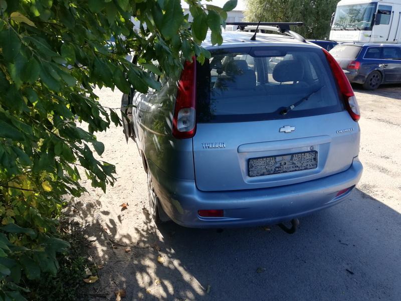 Naudotos automobiliu dallys Foto 9 Chevrolet TACUMA 2005 1.6 Mechaninė Vienatūris 4/5 d. Sidabrine 2019-9-27 A4792
