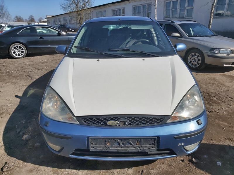 Naudotos automobiliu dallys Foto 3 Ford FOCUS 2003 1.6 Mechaninė Hečbekas 4/5 d. Melyna 2020-3-25 A5159