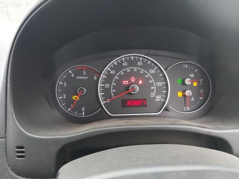 Naudotos automobilio dalys Suzuki SX4 2008 1.9 Mechaninė Visureigis 4/5 d. Pilka 2020-8-31
