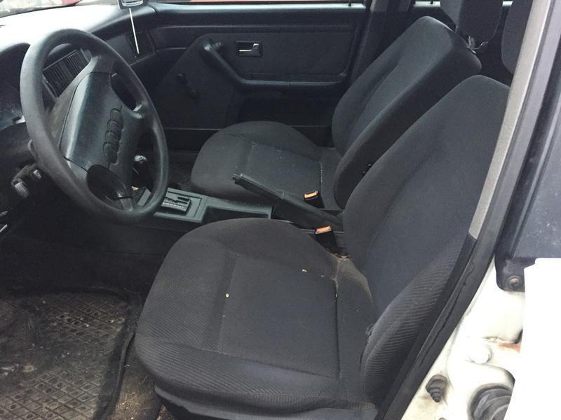 Naudotos automobiliu dallys Foto 6 Audi 80 1994 1.9 Mechaninė Universalas 4/5 d. Balta 2018-11-05 A4165