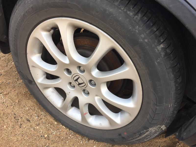 Naudotos automobiliu dallys Foto 5 Honda CR-V 2007 2.2 Mechaninė Visureigis 4/5 d. Melyna 2019-3-13 A4364