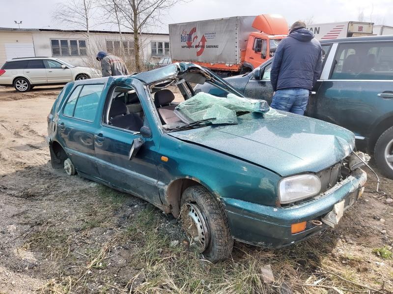Volkswagen GOLF 1995 1.9 Mechanical