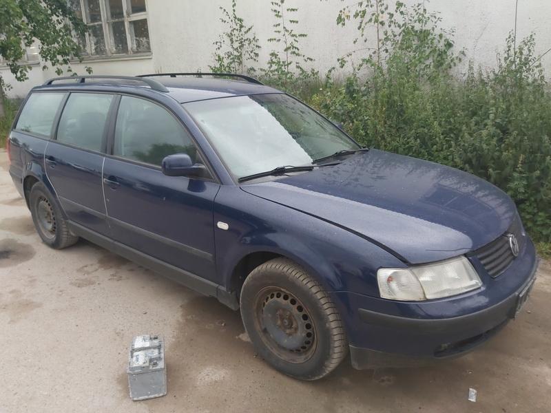 Naudotos automobilio dalys Volkswagen PASSAT 2000 1.9 Mechaninė Universalas 4/5 d. Melyna 2020-8-14