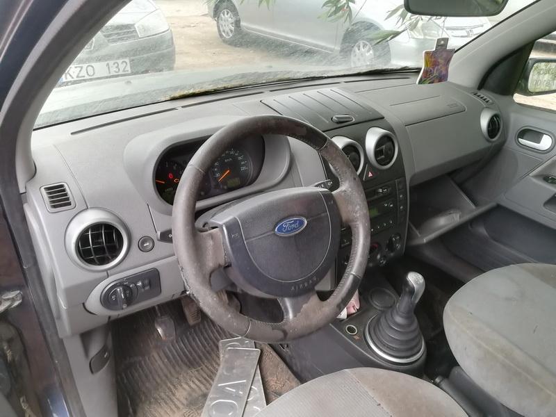 Naudotos automobiliu dallys Foto 7 Ford FUSION 2002 1.6 Mechaninė Hečbekas 4/5 d. Melyna 2019-5-27 A4516