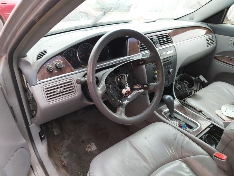 Naudotos automobiliu dallys Foto 6 Buick LACROSSE 2007 3.8 Automatinė Sedanas 4/5 d. Pilka 2020-1-14 A5010
