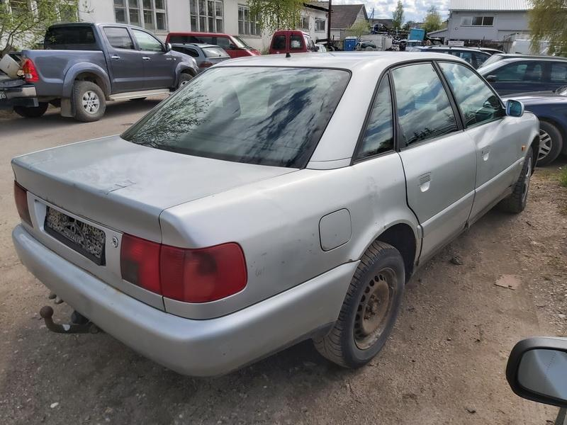 Naudotos automobiliu dallys Foto 8 Audi A6 1995 1.9 Mechaninė Sedanas 4/5 d. Pilka 2020-5-19 A5288