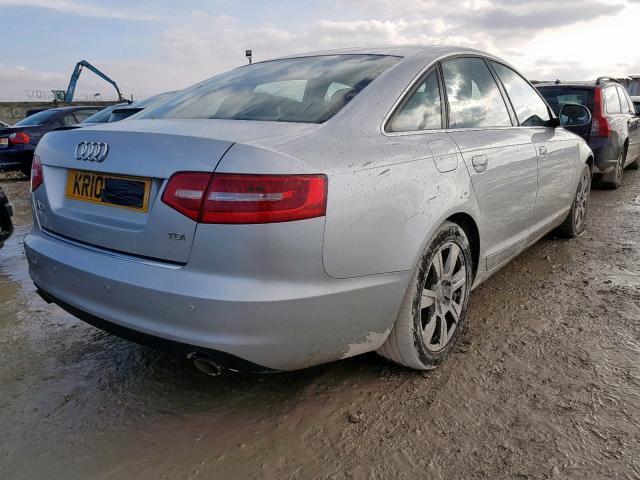 Naudotos automobilio dalys Audi A6 2010 2.0 Automatinė Sedanas 4/5 d. Sidabrine 2019-11-15