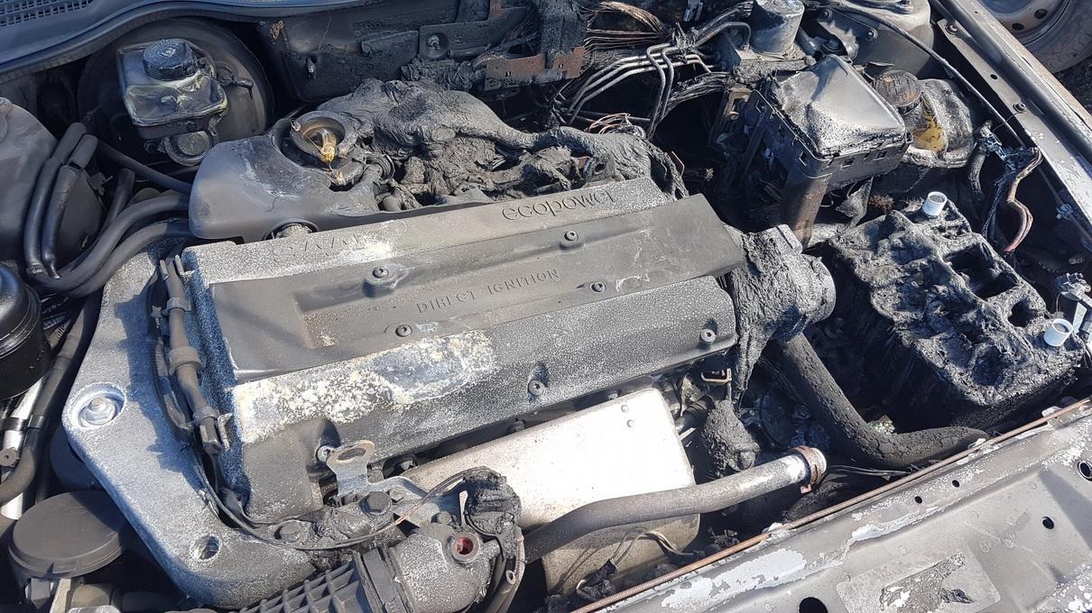 Naudotos automobiliu dallys Foto 8 SAAB 9-5 2009 2.0 Automatinė Sedanas 4/5 d. Juoda 2017-5-04 A3271