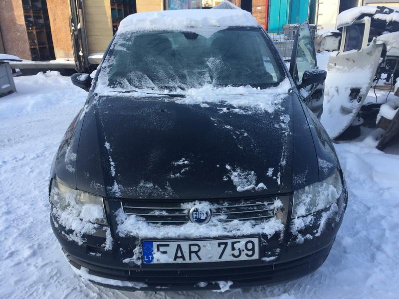 Fiat STILO 2002 1.9 Mechaninė