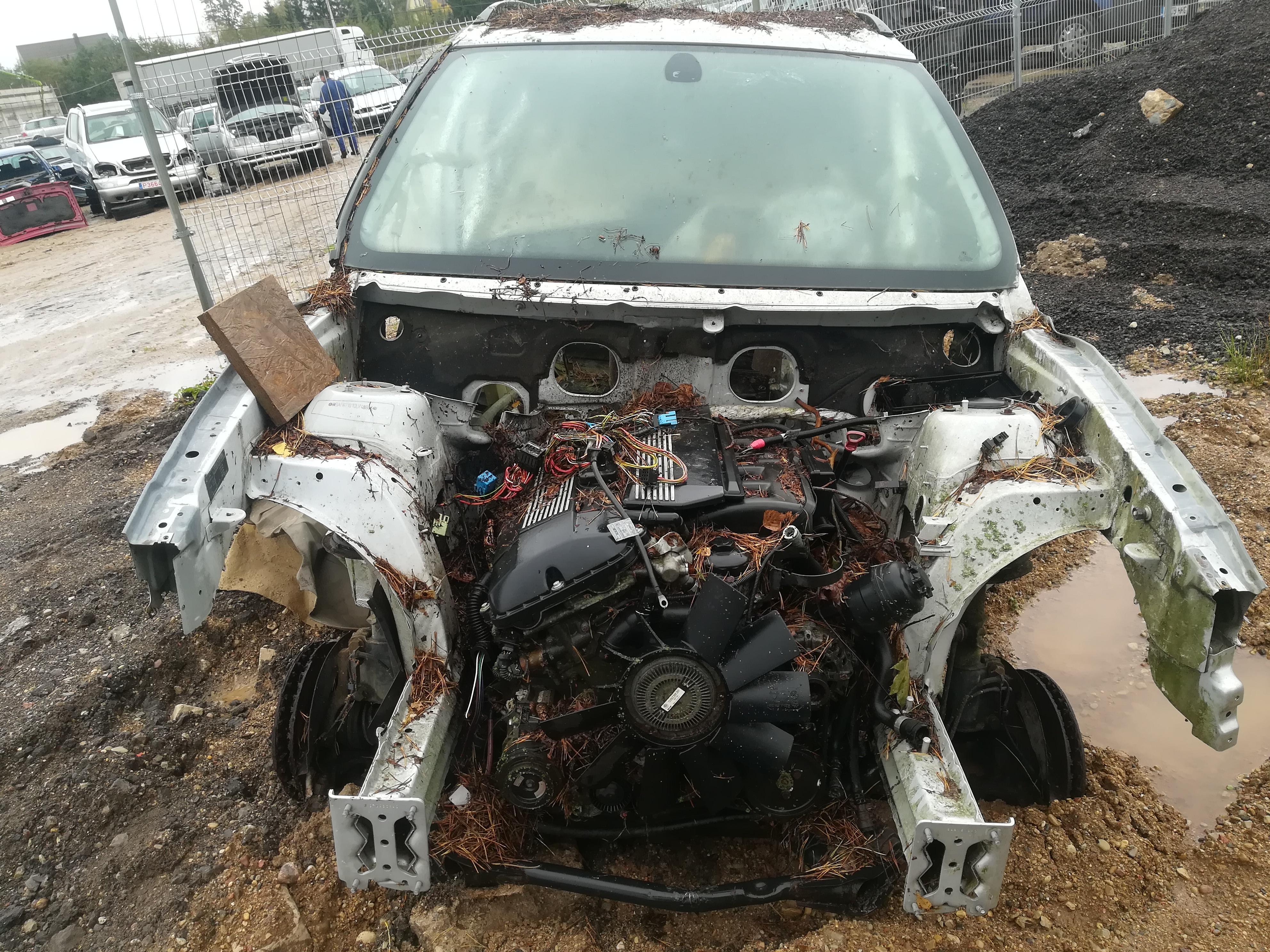 BMW X5 2004 3.0 Automatinė