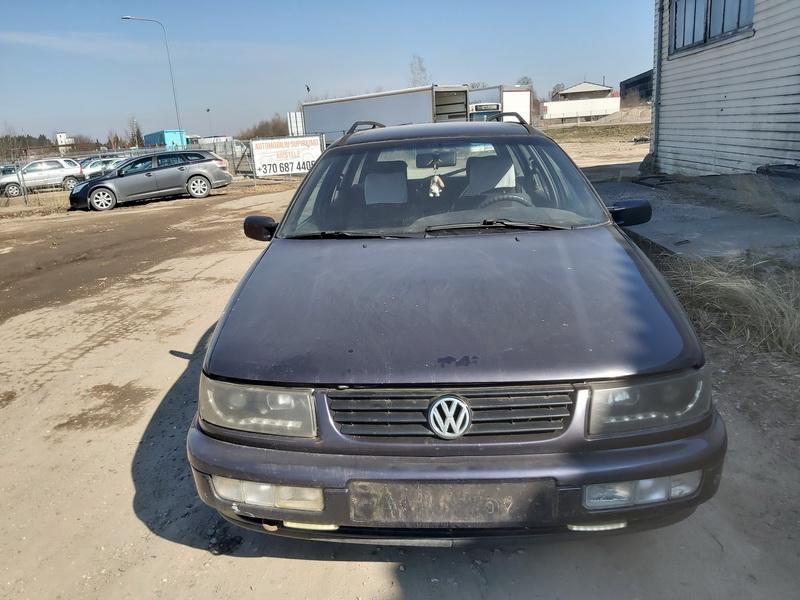 Naudotos automobiliu dallys Foto 3 Volkswagen PASSAT 1994 1.9 Mechaninė Universalas 4/5 d. Violetine 2020-3-24 A5156