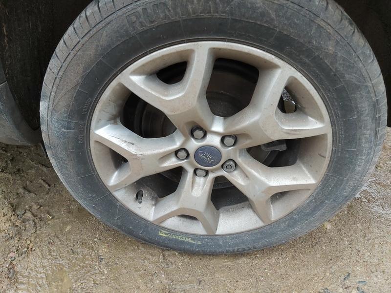 Naudotos automobiliu dallys Foto 9 Ford KUGA 2011 2.0 Mechaninė Visureigis 4/5 d. Melyna 2020-3-10 A5119