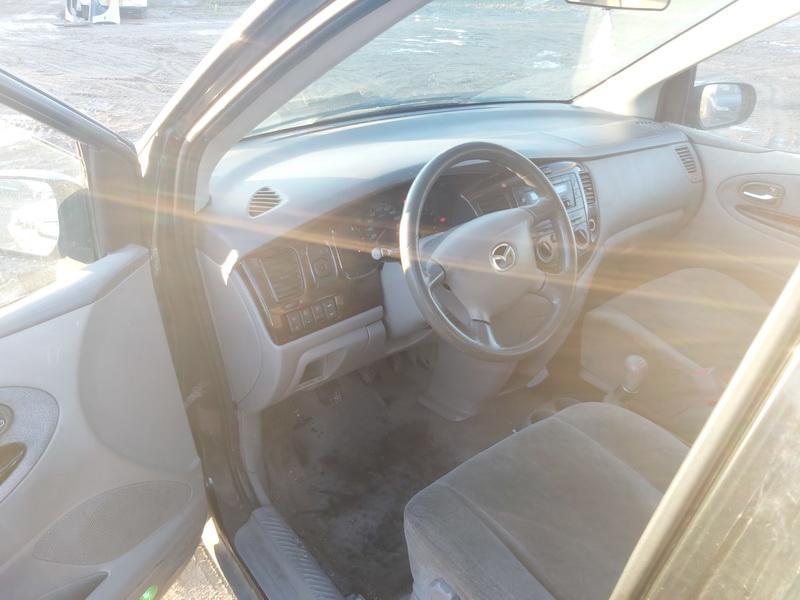 Naudotos automobilio dalys Mazda MPV 1999 2.0 Mechaninė Vienatūris 4/5 d. Juoda 2020-11-09